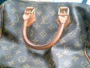 LOUIS VUITTON Handbag ARTSY MM MONOGRAM